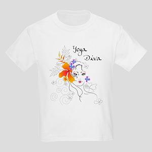 Yoga Diva Kids Light T-Shirt