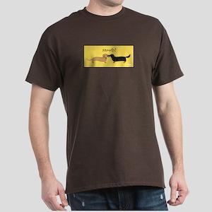 Dachshund Smooch Dark T-Shirt