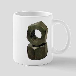 I am a nut. Mug
