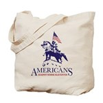 Americans Against Horse Slaughter Tote Bag