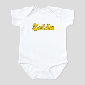 Retro Zelda (Gold) Infant Bodysuit