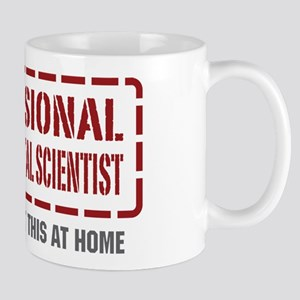 Professional Environmental Scientist Mug