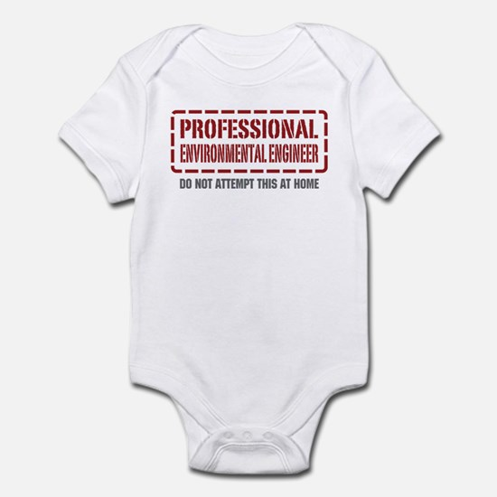 Professional Environmental Engineer Infant Bodysui