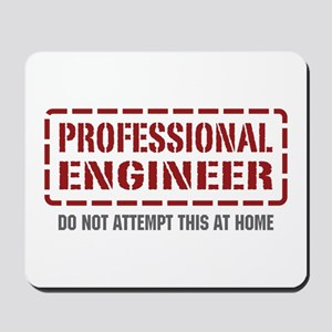 Professional Engineer Mousepad