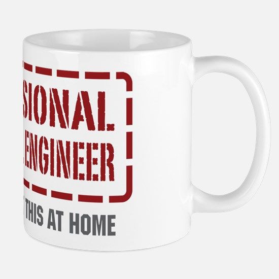 Professional Electrical Engineer Mug