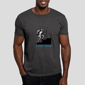 i climbed masada Dark T-Shirt