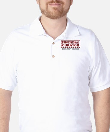 Professional Curator Golf Shirt