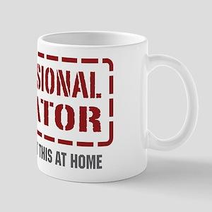 Professional Curator Mug