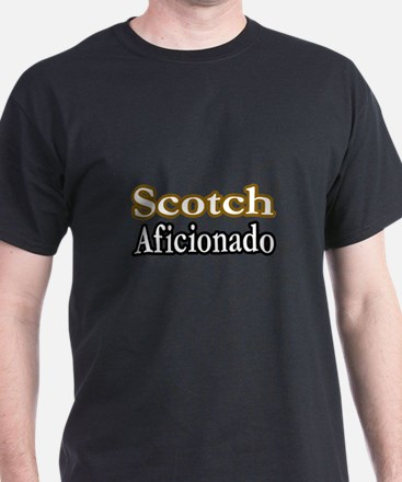 """Scotch Aficionado"" T-Shirt"