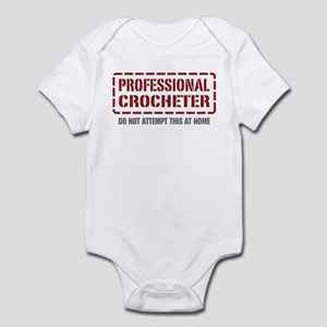 Professional Crocheter Infant Bodysuit