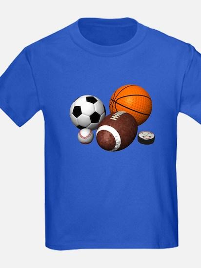 sports balls T