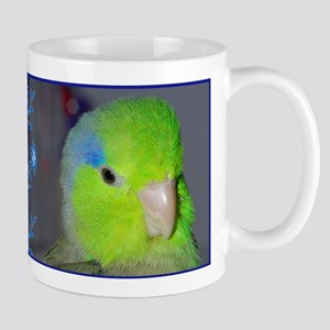 Pacific Parrotlet Mugs