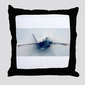 The Sneek Pass Throw Pillow