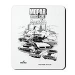 TX Mopar Flag Mousepad