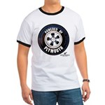 Vintage Plymouth wheel Ringer T