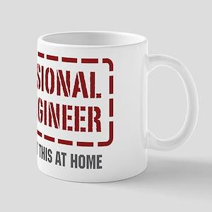 Professional Civil Engineer Mug