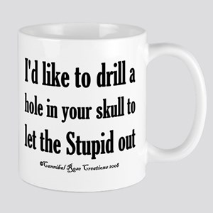 Cannibal's Cure Of Folly Mug