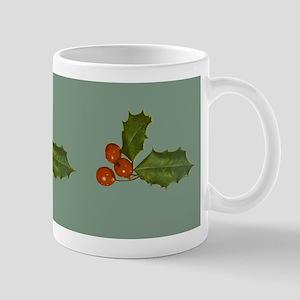 Holly Berries Mug