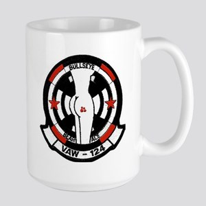 "VAW 124 ""Racy"" Bare Aces Large Mug"