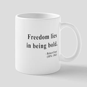 Robert Frost 2 Mug