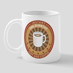 Instant Soil Scientist Mug