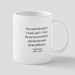 Robert Frost 1 Mug