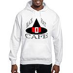 Black Hat Cafe Hooded Sweatshirt