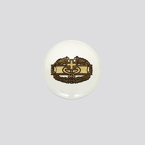 Combat Medic(gold) Mini Button
