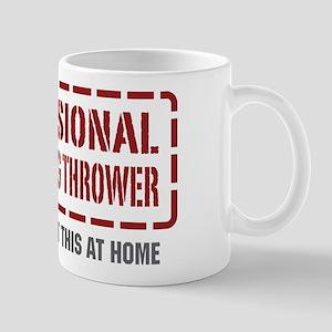 Professional Boomerang Thrower Mug
