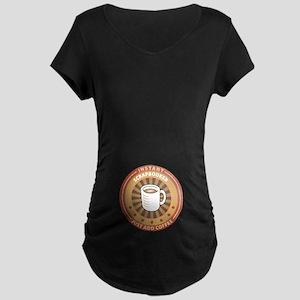 Instant Scrapbooker Maternity Dark T-Shirt