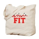 Tote Bag Fitness design