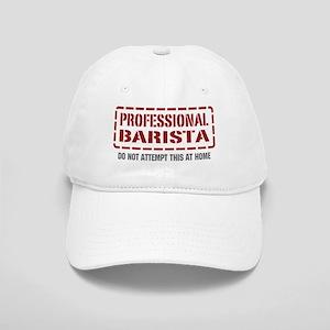 Professional Barista Cap