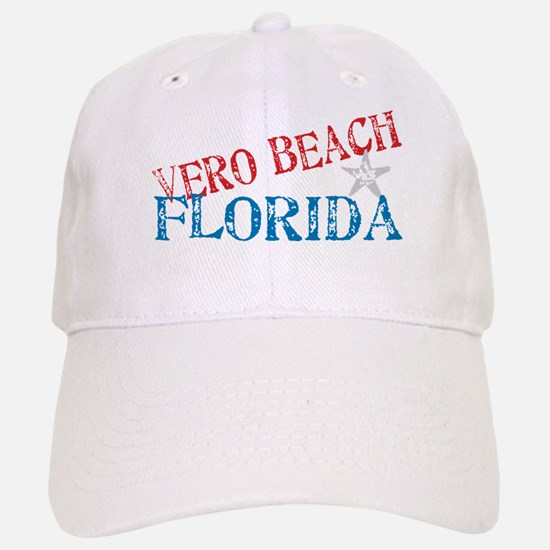 Vero Beach Florida Souvenir Baseball Baseball Cap