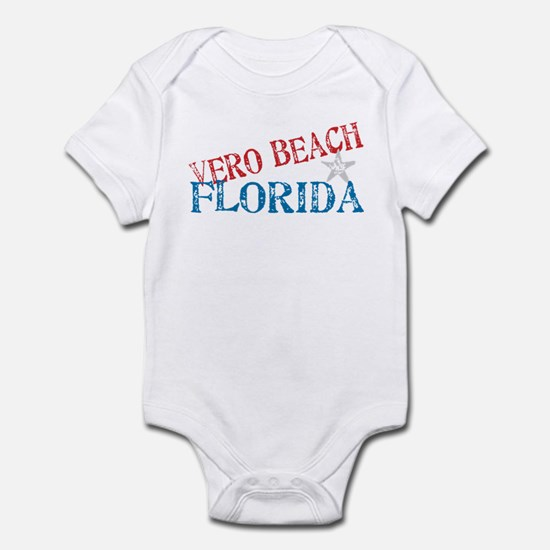 Vero Beach Florida Souvenir Infant Bodysuit