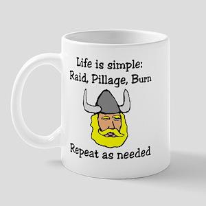 Viking Life Mug