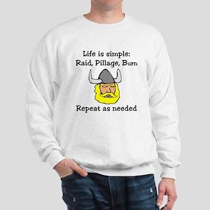 Viking Life Sweatshirt