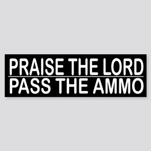 Praise the lord - Pass the Ammo