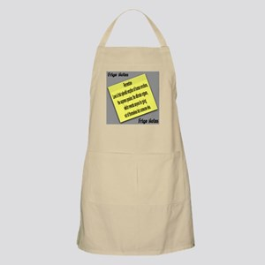 Love is the ultimate orgasm BBQ Apron