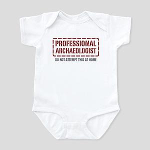Professional Archaeologist Infant Bodysuit