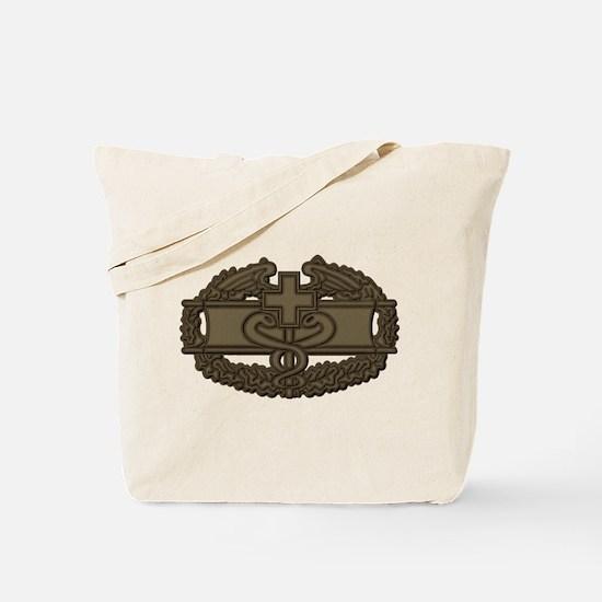 Combat Medic OD Tote Bag