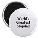 World's Greatest Stepdad Magnet