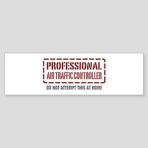 Professional Air Traffic Controller Sticker (Bumpe