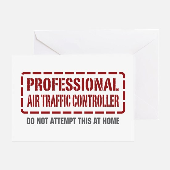 Professional Air Traffic Controller Greeting Card