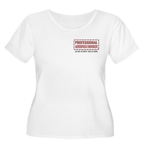 Professional Aerospace Engineer Women's Plus Size