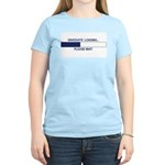 GRADUATE LOADING... Women's Light T-Shirt