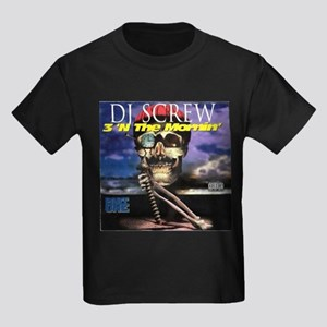 DJ_Screw_3_In_The_Morning_Pt_ T-Shirt