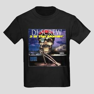 DJ_Screw_3_In_The_Morning_Pt_ T-Shirt