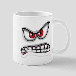 Angry Face Mugs