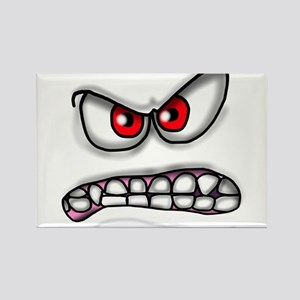 Angry Face Magnets