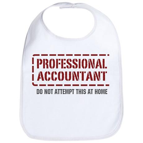Professional Accountant Bib